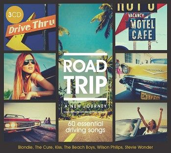 Various - Road Trip - A New Journey (3CD) - CD