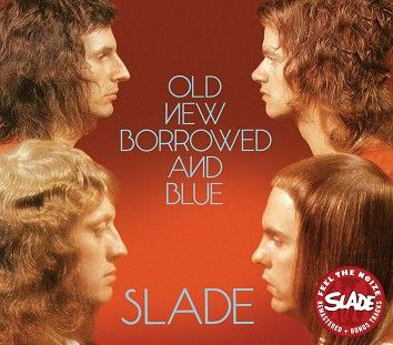 Slade - Old New Borrowed And Blue (CD) - CD