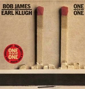 Bob James & Earl Klugh - One On One (CD / Download) - CD