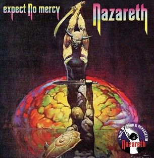 Nazareth - Expect No Mercy (CD / Download) - CD