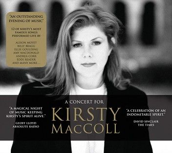 Kirsty MacColl - A Concert For Kirsty MacColl <br>(CD / Download) - CD