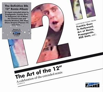 Various - The Art of the 12 inch (2CD) - CD