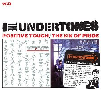 The Undertones - Positive Touch / Sins Of Pride (2CD) - CD