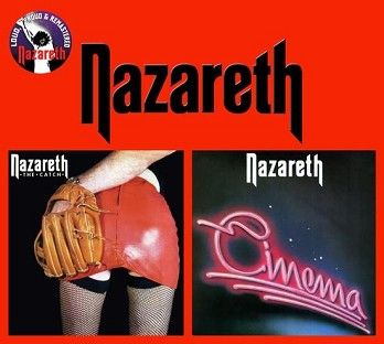 Nazareth - The Catch - Cinema (2CD / Download) - CD