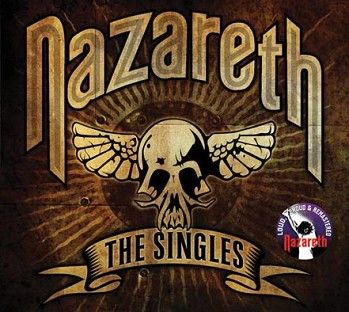 Nazareth - The Singles<br>(2CD / Download) - CD