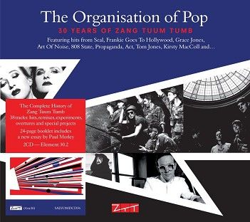 Various - The Organisation Of Pop (2CD / Download) - CD