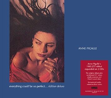Anne Pigalle - Everything Could Be So Perfect - Deluxe Edition (2CD/Download) - CD