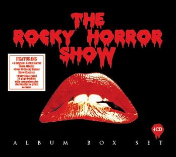 Various - The Rocky Horror Show (4CD) - CD
