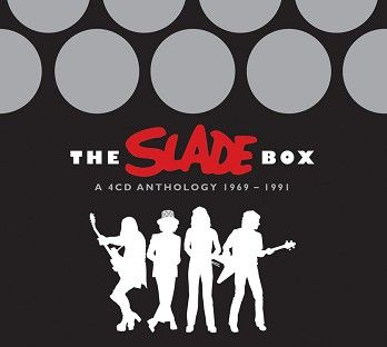 Slade - The Slade Box (4CD Digipack) - CD