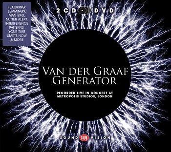 Van Der Graaf Generator - Live In Concert At Metropolis