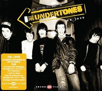 The Undertones - An Introduction To The Undertones (CD+DVD) - CD