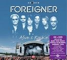 Foreigner - Alive & Rockin' - Live At The Bang Your Head!!! Festival In Balingen, Germany 2006 (CD+DVD) - CD