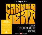Canned Heat - Canned Heat Live in Europe 1973 (CD + DVD)