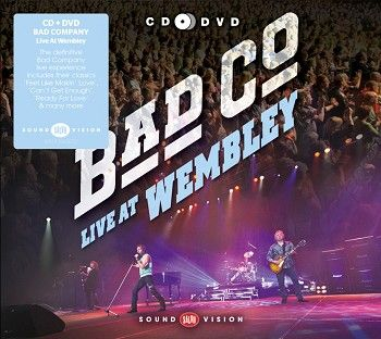 Bad Company - Bad Company Live at Wembley (CD/DVD) - CD