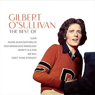 Gilbert O'Sullivan - The Best Of (CD) - CD