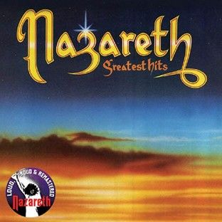 Nazareth - Greatest Hits (CD) - CD