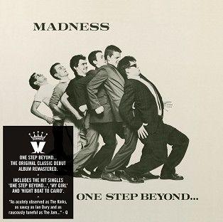 Madness - One Step Beyond    (standard version) (CD