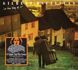 Gilbert O'Sullivan - In The Key Of G (CD / Download) - CD