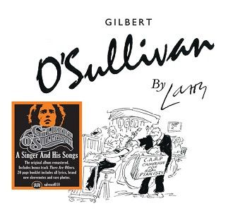 Gilbert O'Sullivan - By Larry (CD) - CD