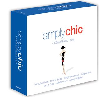 Various - Simply Chic (4CD) - CD