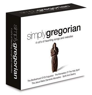 Various - Simply Gregorian (4CD) - CD