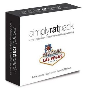 Rat Pack - Simply Rat Pack (4CD / Download) - CD