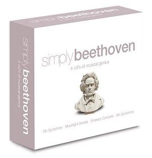 Various - Simply Beethoven (4CD) - CD
