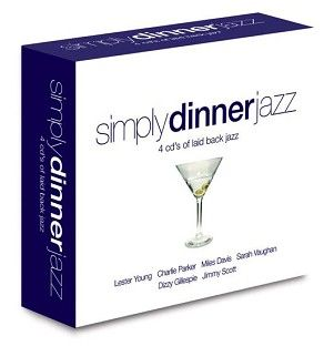 Various - Simply Dinner Jazz (4CD) - CD