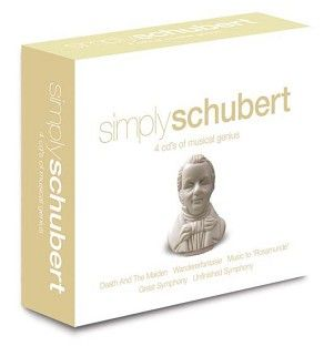 Various - Simply Schubert(4CD) - CD