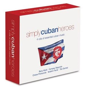 Various - Simply Cuban Heroes (4CD) - CD