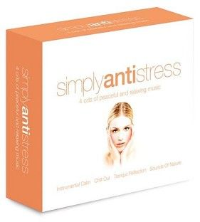 Various - Simply Anti-Stress (4CD) - CD