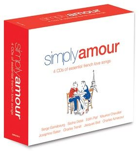 Various - Simply Amour (4CD) - CD