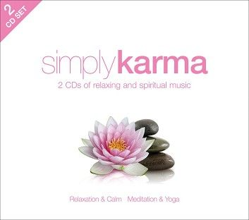 Various - Simply Karma (2CD) - CD