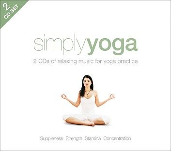 Various - Simply Yoga (2CD) - CD