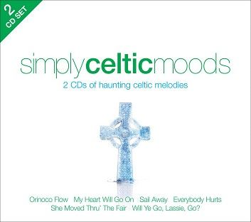 Various - Simply Celtic Moods (2CD) - CD