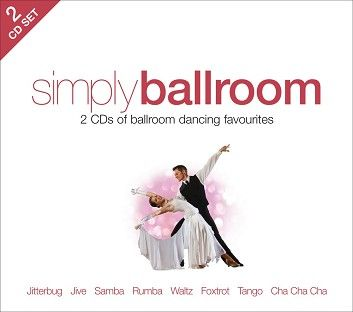 Various - Simply Ballroom (2CD) - CD