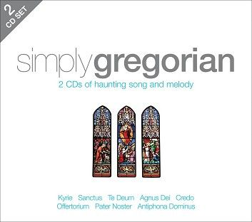 Various - Simply Gregorian (2CD) - CD