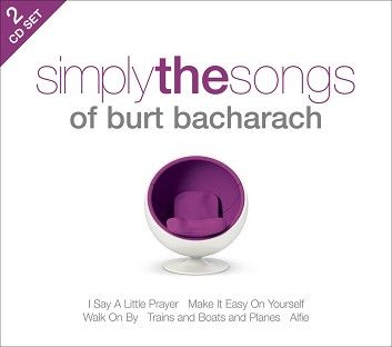 Various - Simply The Songs Of Burt Bacharach (2CD) - CD