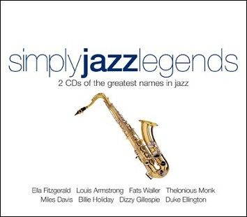 Various - Simply Jazz Legends (2CD) - CD