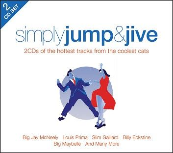 Various - Simply Jump And Jive  (2CD) - CD
