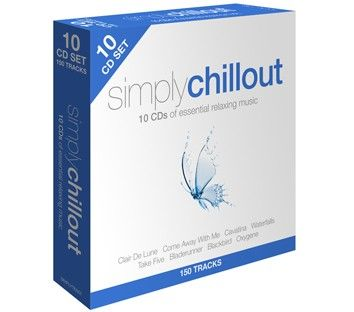 Various - Simply Chillout (10CD) - CD