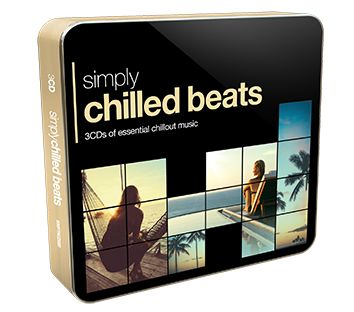 Various - Chilled Beats (3CD) - CD