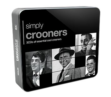 Various - Simply Crooners (3CD) - CD