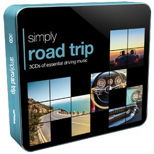 Various - Road Trip (3CD) - CD