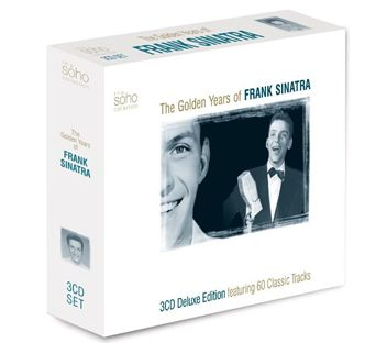 Frank Sinatra - The Golden Years Of Frank Sinatra (3CD) - CD