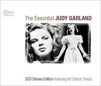 Judy Garland - The Essential Judy Garland (3CD) - CD