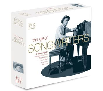 Various - The Great Songwriters (3CD) - CD