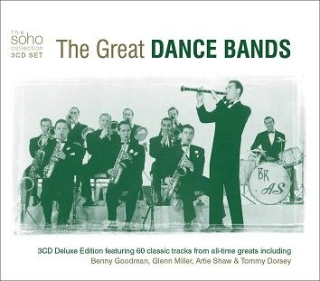 Various - The Great Dance Bands (3CD) - CD