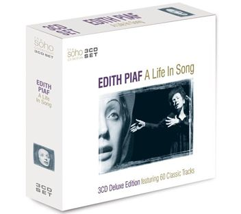 Edith Piaf - A Life in Song (3CD) - CD