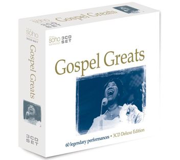 Various - Gospel Greats (3CD) - CD